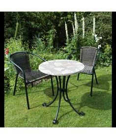 Rosemoor Bistro Table 2 Chairs Marks Spencer Balcony