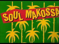 Soul Makossa - Manu Dibango (funk/break beat) If your not at least tapping your foot, check in with your doctor! Music Tv, Dance Music, New Music, Best Song Ever, Best Songs, Music Page, Old School Music, Soul Train, World Music