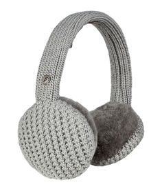 Ugg Earmuff with Speaker Technology. Sweet!