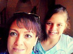 Selfie of my mom and sister lol