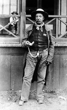 Wells Fargo Stagecoach driver