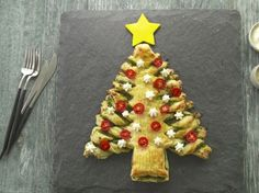 Pesto-Stuffed Christmas Tree Recipe - Genius Kitchensparklesparkle