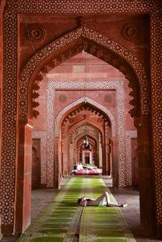 Fatehpur Sikri, Agra, Uttar Pradesh, India by Living_Memories