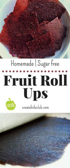 easy healthy fruit desserts how to make healthy fruit roll ups