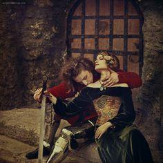 309 by ~iuventa on deviantART #Lancelot #Guinevere #Medieval
