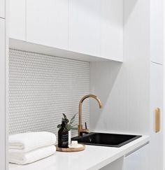 Rose Gold Tapware - ABI is a supplier of cheap affordable luxury Rose Gold taps, Rose Gold Showers, Rose Gold tapware, Rose Gold Faucet & More ! Glass Shower Doors, Shower Faucet, Bathroom Wall Light Fixtures, Bathroom Tapware, Bauhaus, Rose Gold Kitchen, Modern Laundry Rooms, Modern Bathroom, Beaumont Tiles