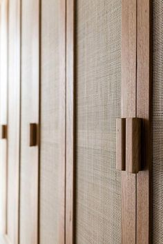House Bedroom Master Wood Closet Doors 61 Ideas Rays of Light - How they can be harenessed Wood Closet Doors, Wardrobe Doors, Bedroom Wardrobe, Wood Doors, Wardrobe Door Designs, Wooden Closet, Wardrobe Furniture, Furniture Dolly, Furniture Decor