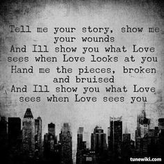 Show me and I'll show you. My hubby
