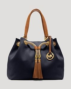 The classic Michael Kors bag won't be out of fashion.