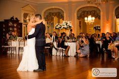 First Dance in Lovett Hall Ballroom! Absolutely stunning!