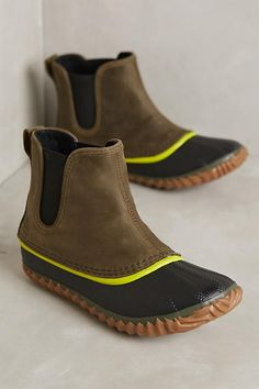 Sorel Out & About Chelsea Boots - anthropologie.com