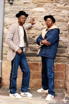"""Jamel Shabazz: """"Back in the Days"""" (1980's) 