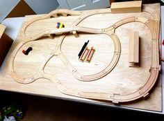 Train configurations @ preparingforpeanut.com