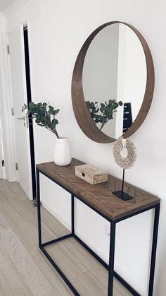 Living Room Lounge, Home Living Room, Living Room Designs, Living Room Decor, Front Room Decor, Hallway Designs, Home Decor Inspiration, Hallway Inspiration, Decor Ideas