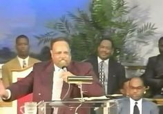 """Watch Apostle Lobias Murray's Best Sermons, """"MAN SHALL NOT LIVE BY BREAD ALONE""""   AT2W"""