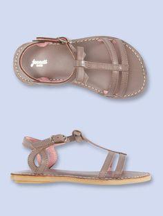 Girls Bow Sandal (Jacadi)