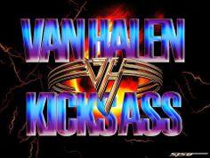 Van Halen 2, Eddie Van Halen, Rock Band Posters, Rock Groups, Classic Rock, Rock Bands, Neon Signs, Posts, Music