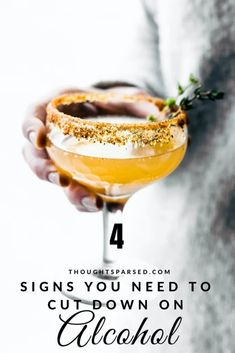 4 Signs You Need To Cut Down Your Alcohol Consumption Life Before You, Drunk Driving, Stop Drinking, Let Your Hair Down, Ground Beef Recipes, Whole 30 Recipes, Health Problems, Weight Gain