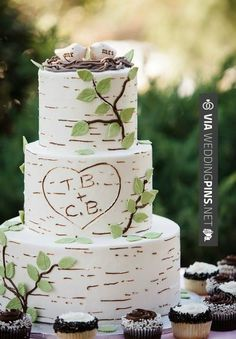 Wow! - Why do you want to work with APW Couples? I love couples who truly understand that the day is about the marriage and the wedding is a celebration to share that | CHECK OUT SOME COOL PHOTOS OF TASTY WEDDING CAKES 2016 HERE AT WEDDINGPINS.NET | #weddingcakes2016 #weddingcakes #weddingcake #2016 #cake #weddings #weddingvows #vows #tradition #nontraditional #events #forweddings #iloveweddings #romance #beauty #planners #fashion #weddingphotos #weddingpictures