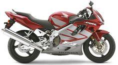 2005 Honda CBR 600 F4i