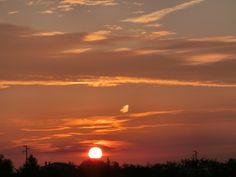 il sorgere del sole 21-11-2014