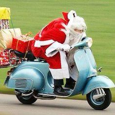 Santa from Cadu Avallone