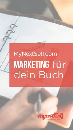 Become an Author Part Marketing Your Book - MyNextSelf Social Media Digital Marketing, Facebook Marketing, Online Marketing, Get Instagram Followers, Becoming A Writer, How To Use Facebook, Learning To Write, Advertising Design, Creative Writing