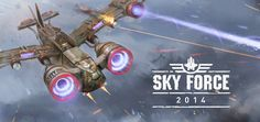 Sky Force 2014 Review