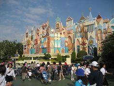 Most Popular Amusement parks In The World: Tokyo Disneyland (source: wiki)
