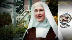 """""""Why Do Young Women Choose To Become Nuns?"""" -- in a Carmelite monastery."""