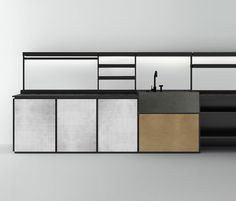 Fitted kitchens | Kitchen systems | Salinas | Boffi | Patricia. Check it out on Architonic
