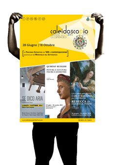 Manifesto Caleidoscopio - @festivalarti - 169 Design