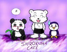 Shirokuma Cafe by ReinaVilla.deviantart.com