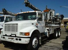 I-80 Equipment - International 4900