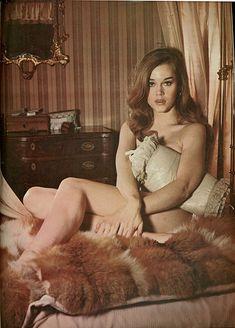 Jane Fonda in Cavalier Magazine 1962