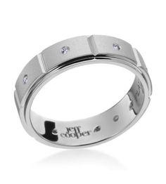 Jeff Cooper - Eternal Collection Platinum 6mm Men's Wedding Band