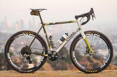 My Agave Marginata Crema Cycles Duo 27.5″ Cross Bike | The Radavist