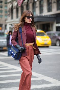 Don't know if I'd ever be able to make all these shades work together   - HarpersBAZAAR.com