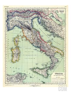 1898, 500 BC, Italia Giclee Print. Save up to 40% for a limited time at Art.com.