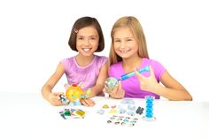 #OrbeezCrushkins a fun new way to craft and play from #Orbeez