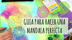 Aprende a hacer Mandalas Perfectas! Dani Hoyos Art