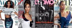Beyoncé Magazine Covers