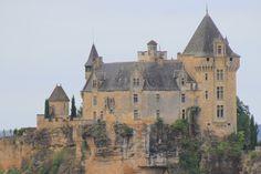 château de Montfort - Périgord