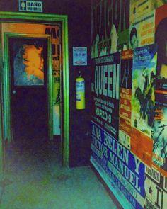 #bogota #centro  #photography #bar #marilynmonroe #sevethlevel #night