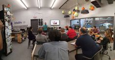 Our next #meetup is April 27th! Save the date                           #thinktank #raspberrypi #arduino #programming  #hackerspace  #makerspace  #miamitech #technology  #tinkertank #littlebits #3dprinting #makerbot #programminglife by tinker_tank