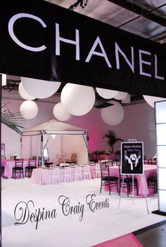 COCO CHANEL PARTY