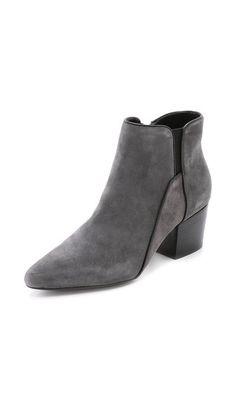Belle by Sigerson Morrison Cynna Suede Booties