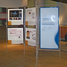 From the archive: Design at Work 2008 Exhibit designed by Riordon Design