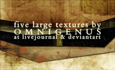 25 Great Free Photoshop Texture Packs