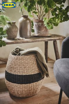 Natural materials, fresh hues and rustic textures—the Ikea Spring 2020 collection embraces mindful living and sustainability. Ikea New, Cozy Cafe, Nature Color Palette, Ikea Home, Pet Bottle, Closer To Nature, Gras, Spring Home, Mindful Living